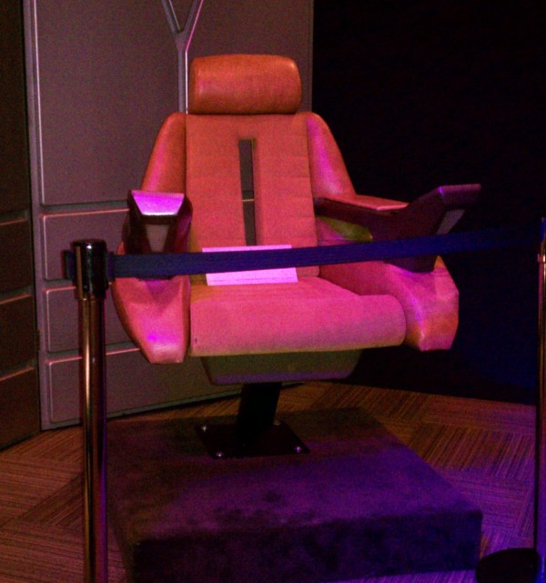 Captain's chair - wish I had one of these!